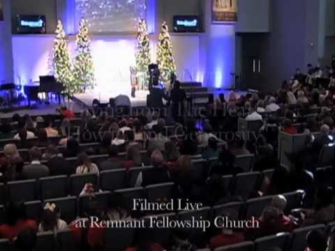 "Remnant Fellowship – Excerpt from ""Giving from the Heart – How to Find Generosity""- by Gwen Shamblin"