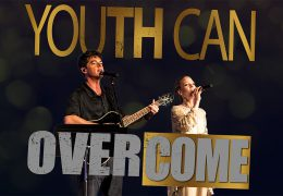 "TONIGHT! Watch the debut episode of ""YOUTH Can Overcome"" hosted by Michael Shamblin & Elizabeth Shamblin Hannah at 6:20pm CST"