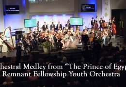 "Orchestral Medley from ""The Prince of Egypt"" 