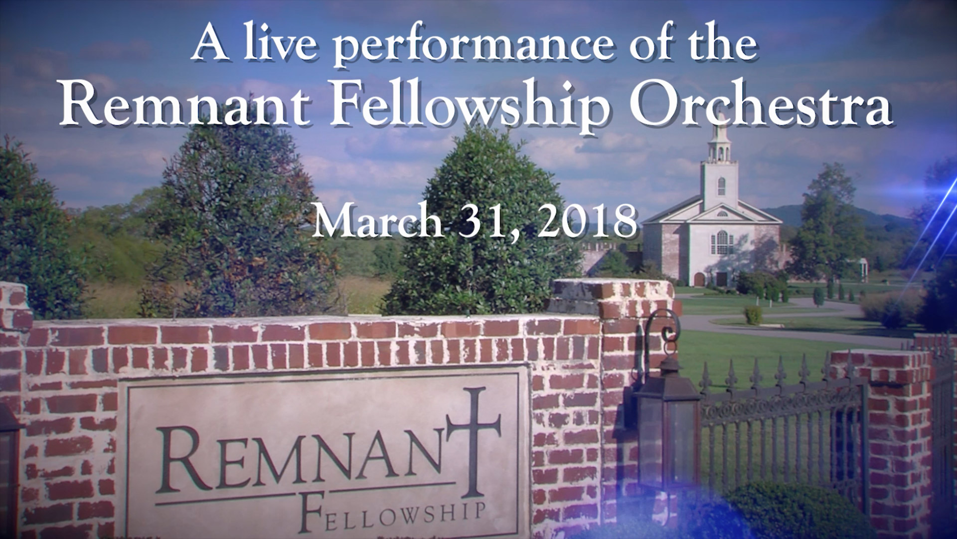Remnant Fellowship Orchestra